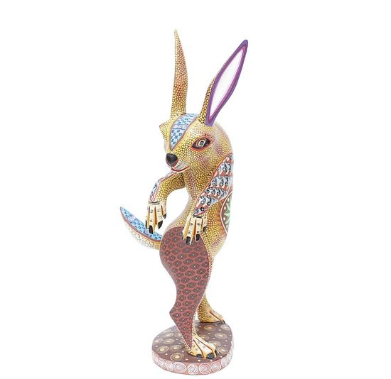 Pedro the Hare Alebrije for Sale