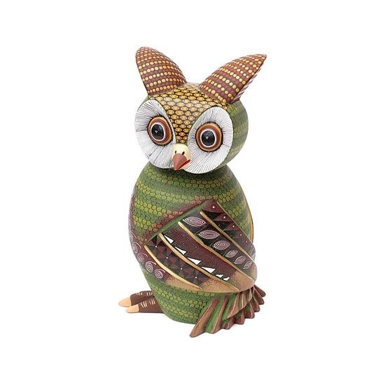 Orlondo the Owl Alebrijes for sale