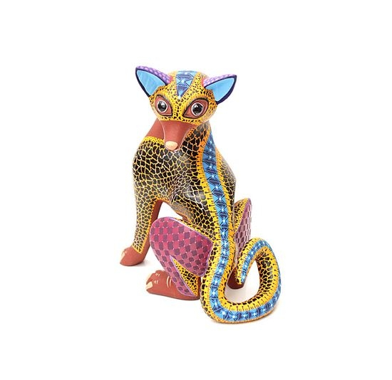 Federico the Sly Fox Alebrije